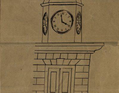 Expte. de Adquisición del reloj 1927